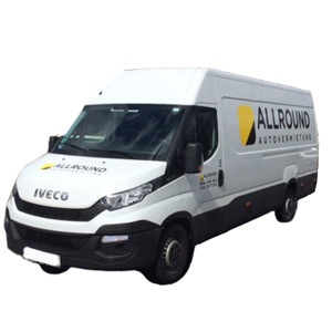 6c33b969fe Van and Truck Rates - Category T5 - ALLROUND Autovermietung