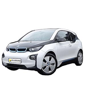Zur miete bei der Allround Autovermietung GmbH - Der BMW i3 - das Elektroauto von BMW