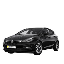 Opel Astra Diesel - zu mieten bei der Allround Autovermietung GmbH