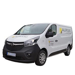 Opel Vivaro-Allround Autovermietung