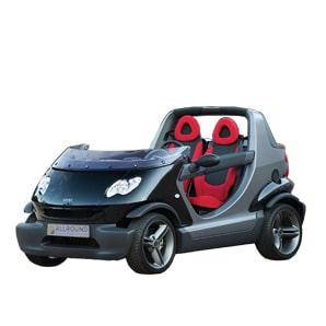 Smart Crossblade Cabrio mieten bei Allround Autovermietung GmbH Berlin