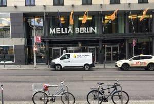 Standort der ALLROUND Autovermietung in Berlin Mitte-Tiergarten