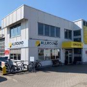Standort der ALLROUND Autovermietung in Berlin Tempelhof-Schöneberg